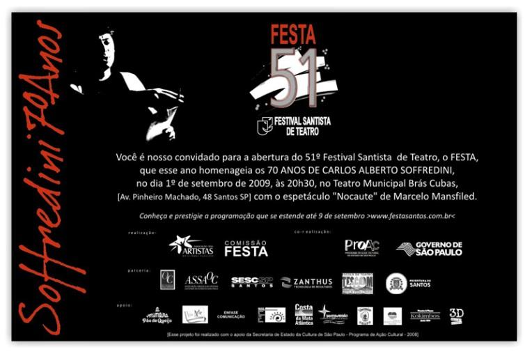 CONVITE FESTA51