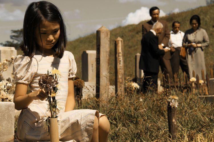 Cena do filme Corações Sujos